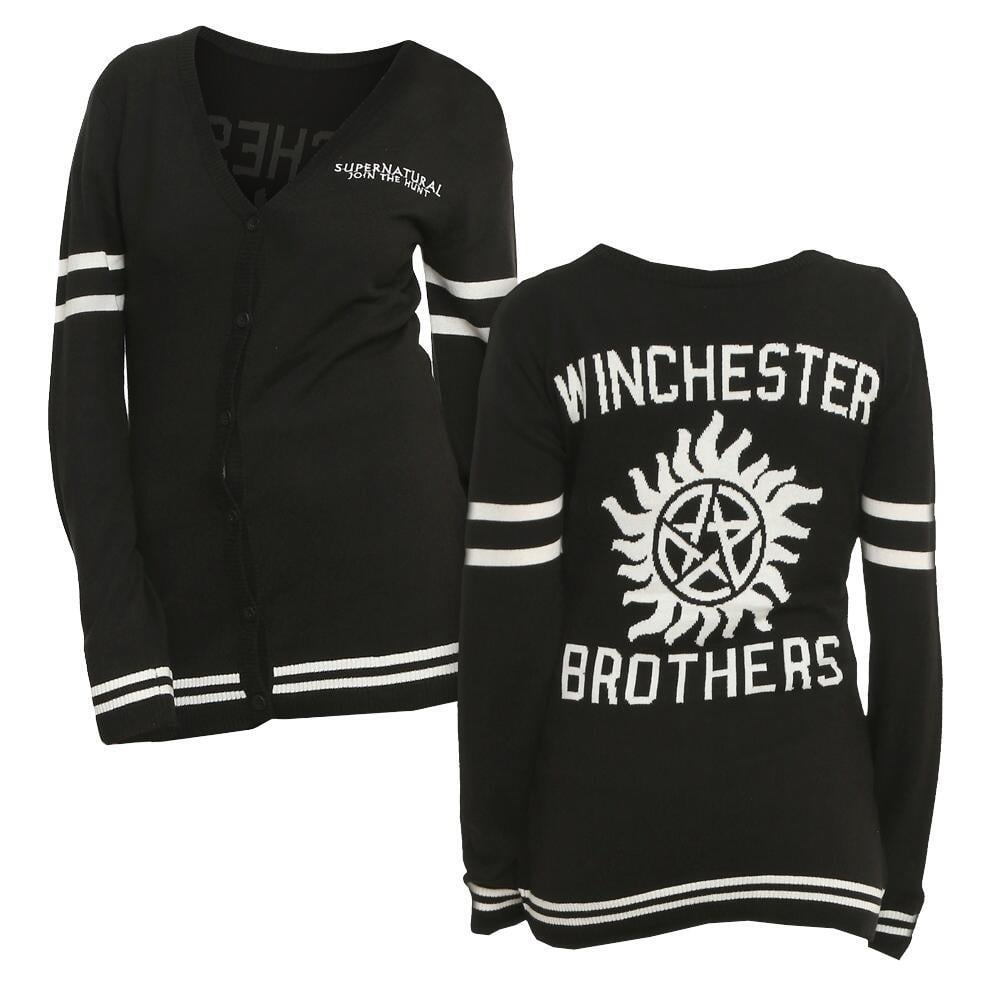 Supernatural Winchester Brothers Cardigan