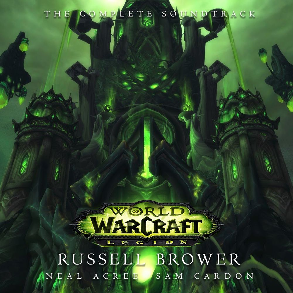 World of Warcraft Legion: The Complete Soundtrack