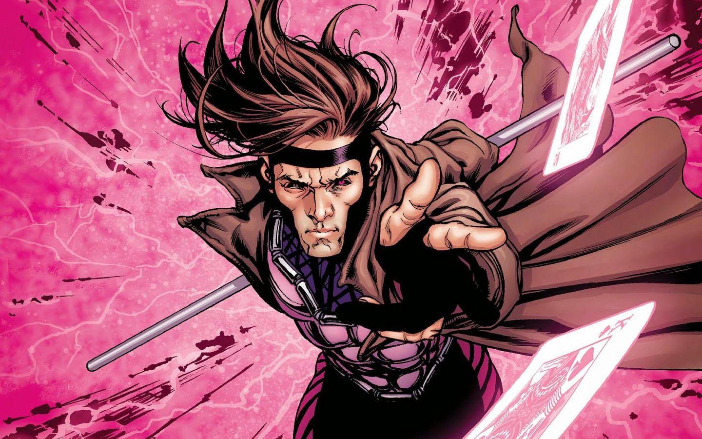 Everyone's Wild About Remy Lebeau, The X-Men's Gambit