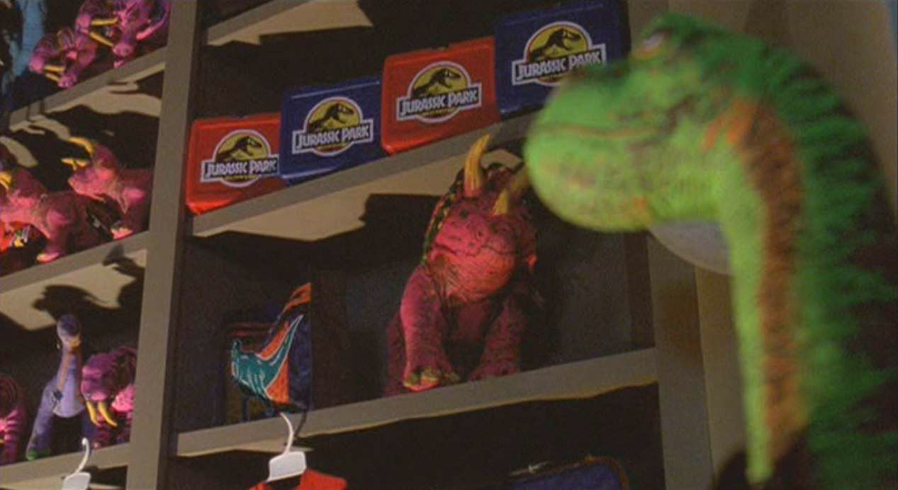 The Jurassic Park Toys that Predicted It's Future