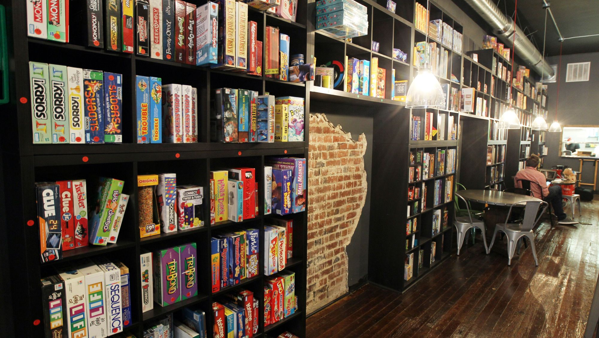 Meet The Rook OTR Board Game Parlor And Bar