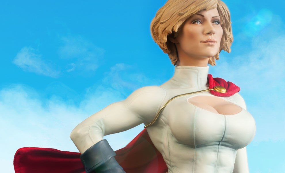 Need A Little Power Girl In Your Life?