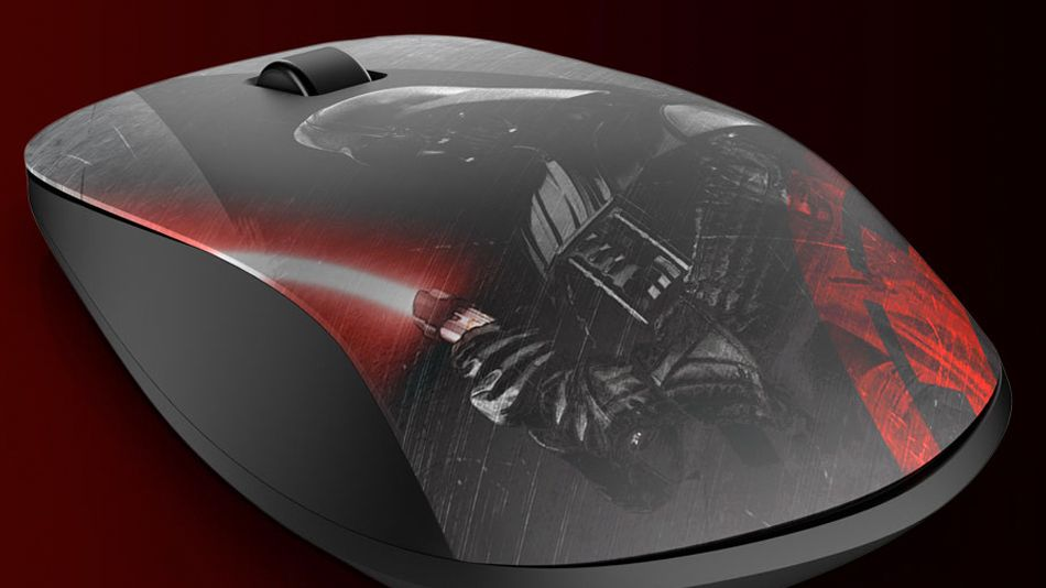 Control The Dark Side With This Wireless Mouse