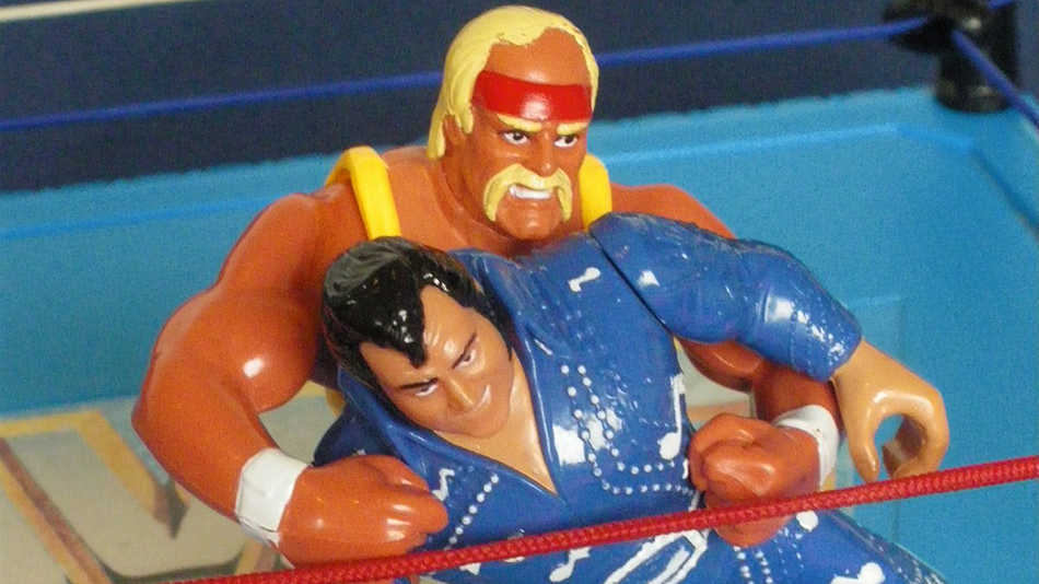 10 Ringside Collectibles From The Early WWF Hasbro Years