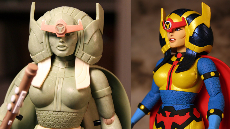 20 Questions With DC Action Figure And Collectible Sculpter Jonathan Matthews