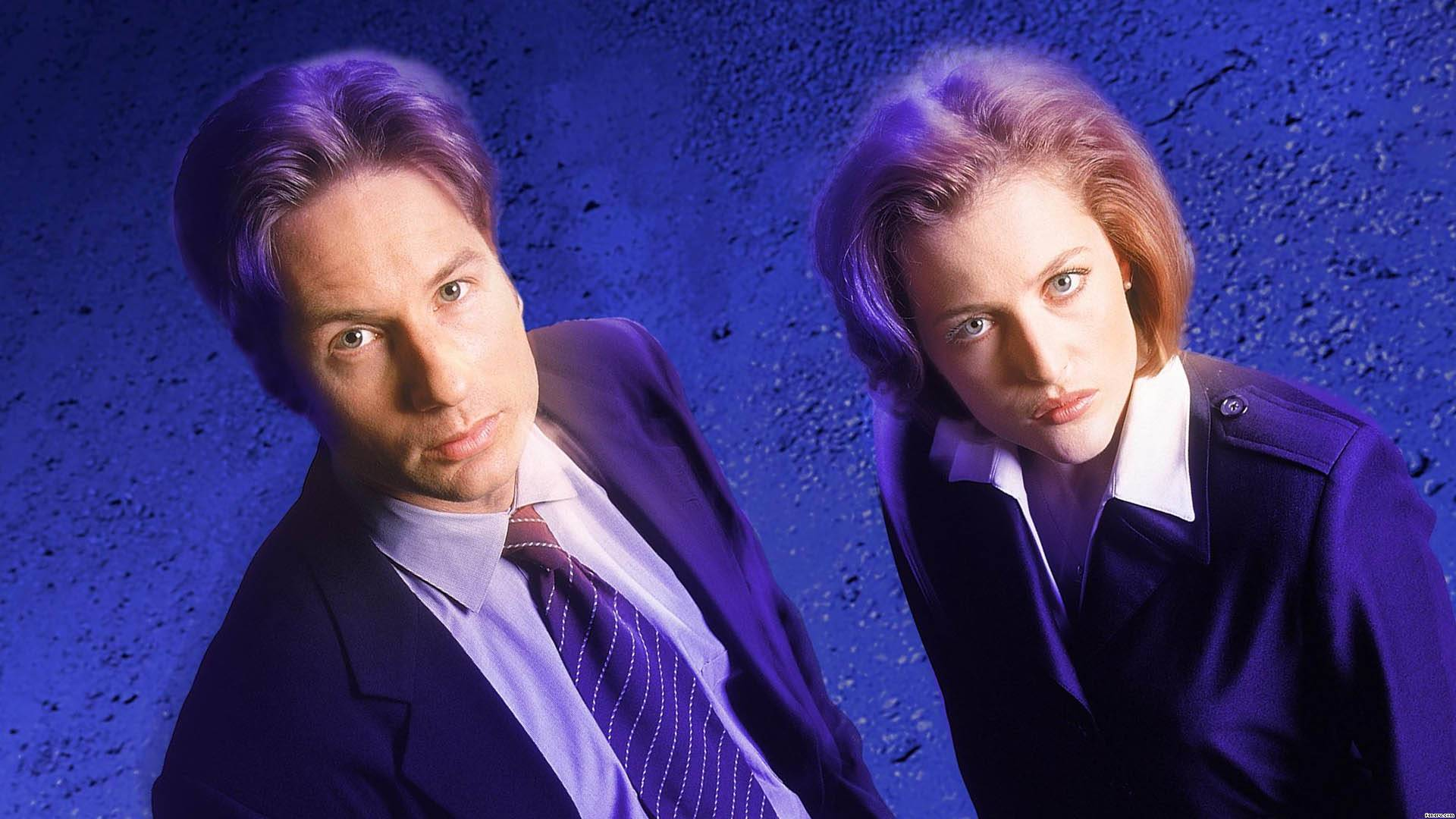 Trust No One As You Relive The X-Files
