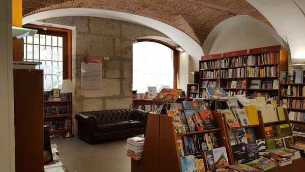 The World's Oldest Bookstore