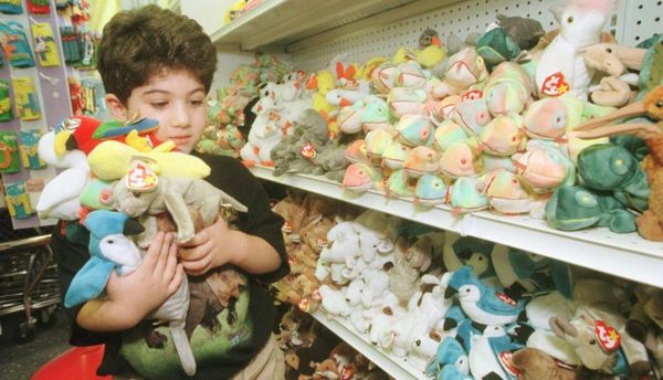 The 10 Most Valuable Beanie Babies