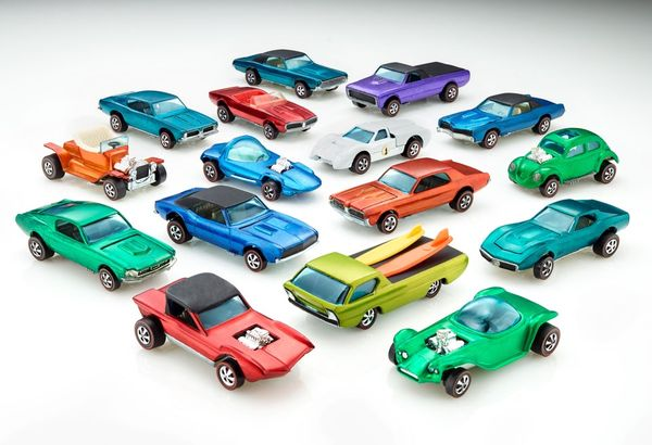 The Most Expensive Hot Wheels Cars