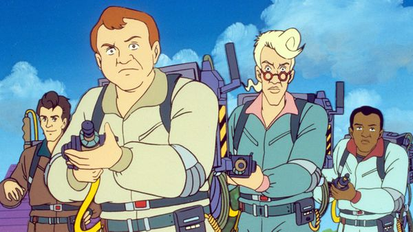 The Real Ghostbusters: Favorite Toys from the Animated Series