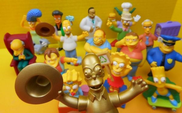 Simpsons' Merchandise We Can't Get Enough Of