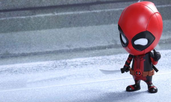 Hot Toys Deadpool Cosbaby May Be Too Cute