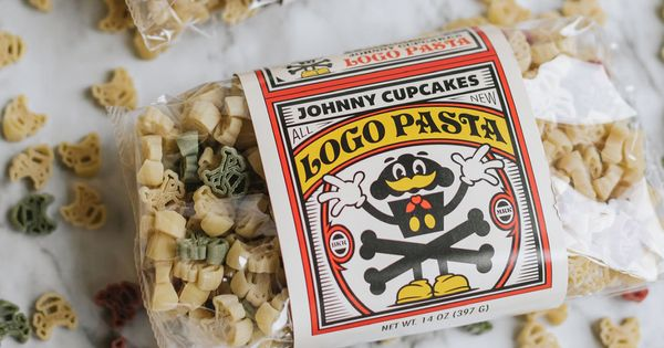 Johnny Cupcakes Serves Pasta For Dinner