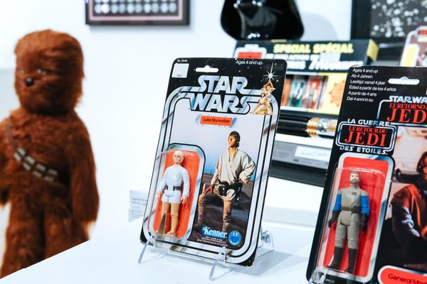 Sotheby's Announces Their First Star Wars Collectibles Auction