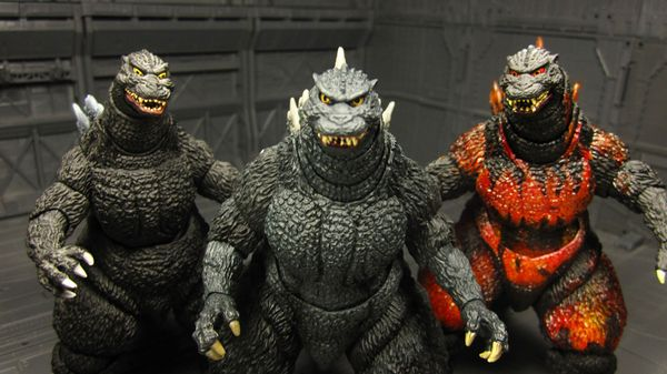 9 Godzilla Action Figures Worth Roaring About