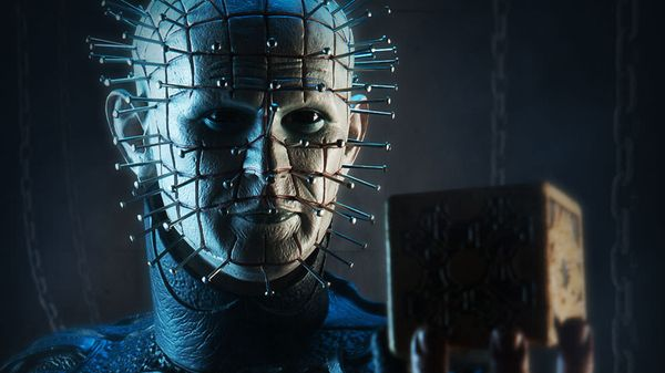 Enter The Darkly Disturbing World Of Hellraiser Collectibles