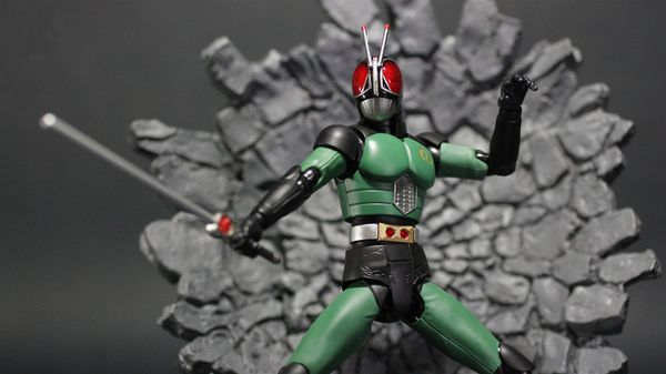 The Long History Of Kamen Rider Collectibles