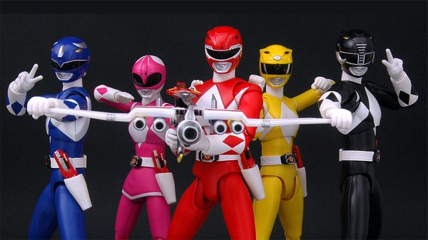 The Super Sentai Series Roots Of The Power Rangers