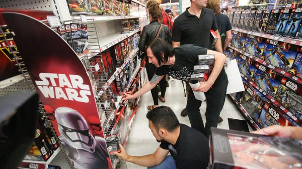 The Forces Behind Star Wars' Force Friday