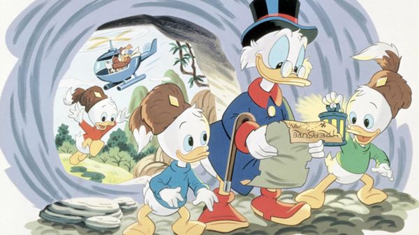 The Comics That Inspired DuckTales