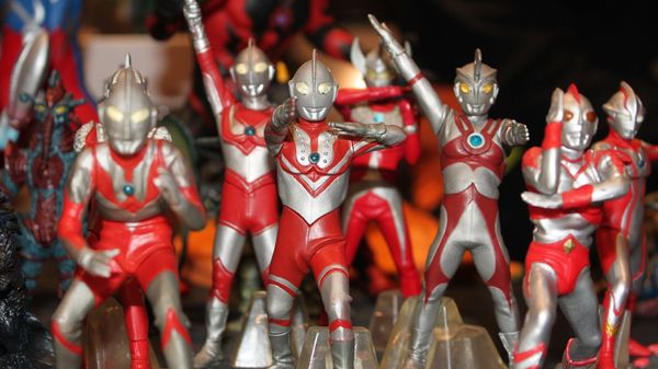 The Titanic History of Ultraman Toys