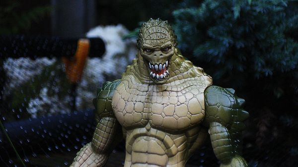 Learning To Love The Suicide Squad's Killer Croc